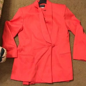 Other - Ladies hot pink suit w/matching skirt